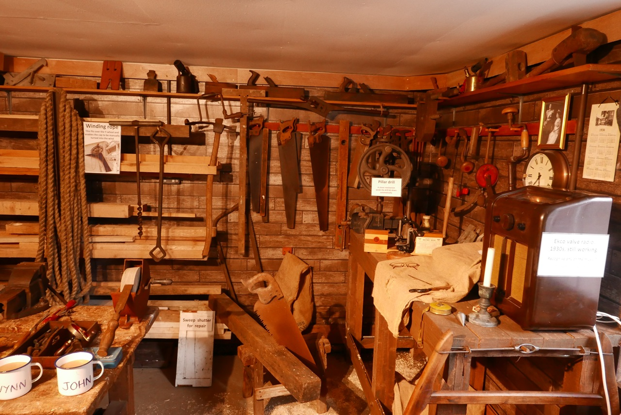 Miller's Workshop