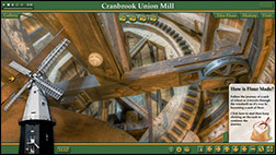 Cranbrook Union Windmill: Virtual Tour